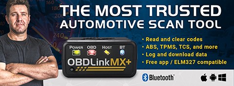 OBDLink MX+ is an easy-to-use, inexpensive, hacker-proof, lightning-fast Bluetooth OBD adapter that can turn your smart phone, tablet, laptop, or netbook into a sophisticated diagnostic scan tool, trip computer, and real-time performance monitor.